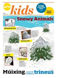 ara kids: Suplement del diari Ara